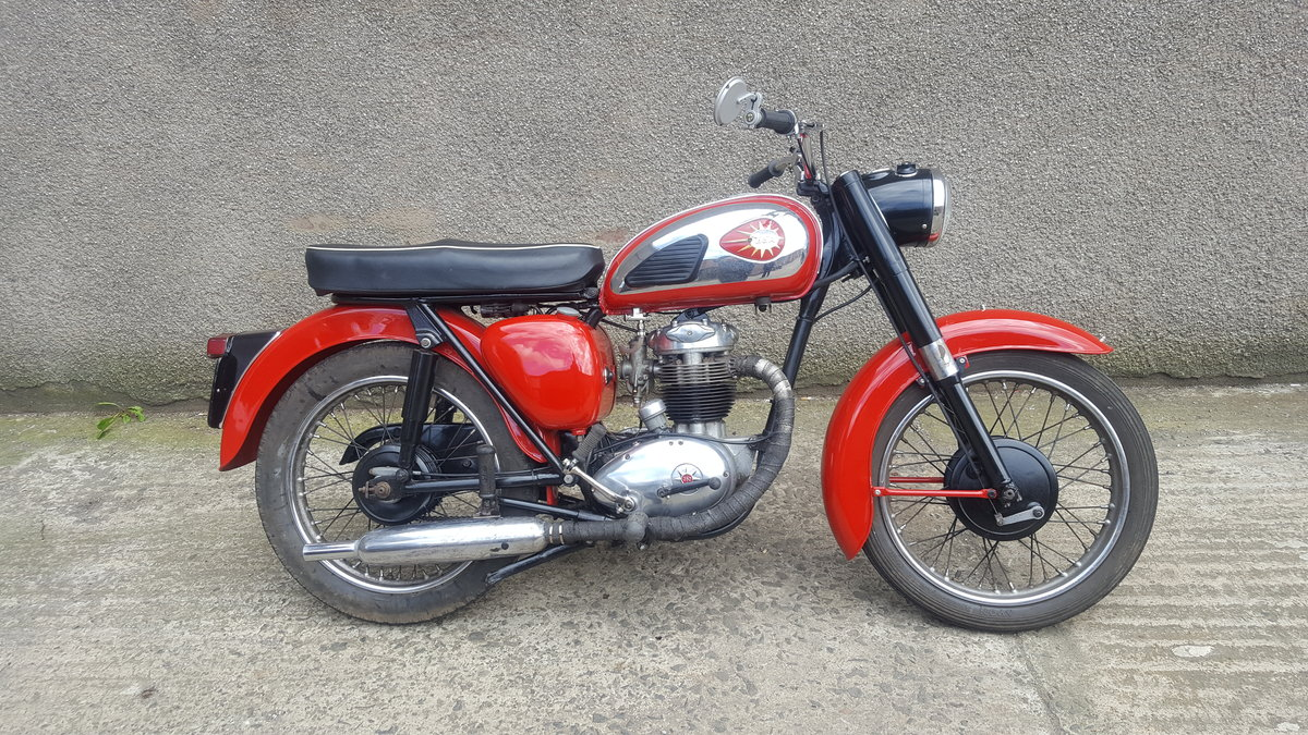 1962 BSA B40 350 For Sale (picture 2 of 6)