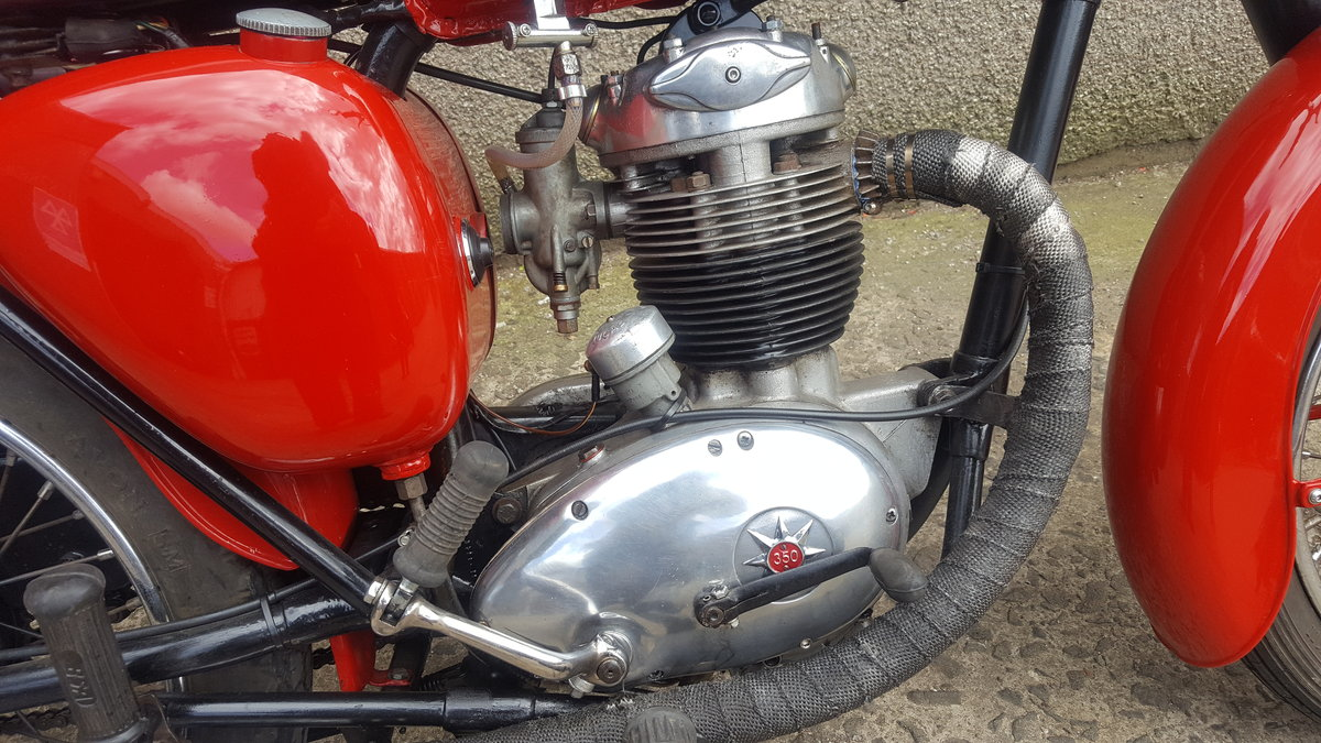 1962 BSA B40 350 For Sale (picture 3 of 6)