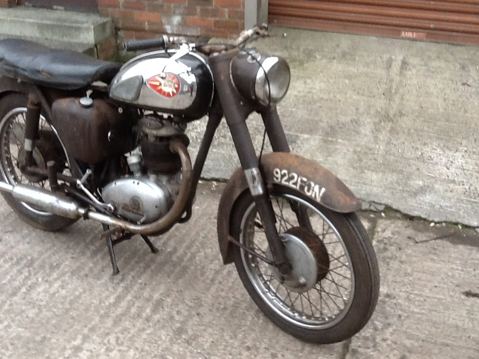 1962 BSA B40 350 For Sale (picture 6 of 6)