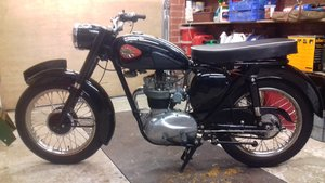 1961 Rebuilt bsa c15 For Sale