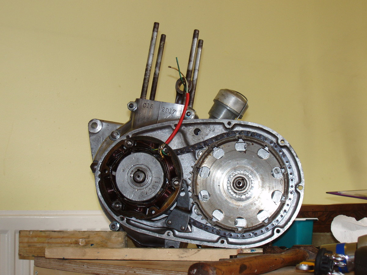 1961 Rebuilt bsa c15 For Sale (picture 5 of 6)