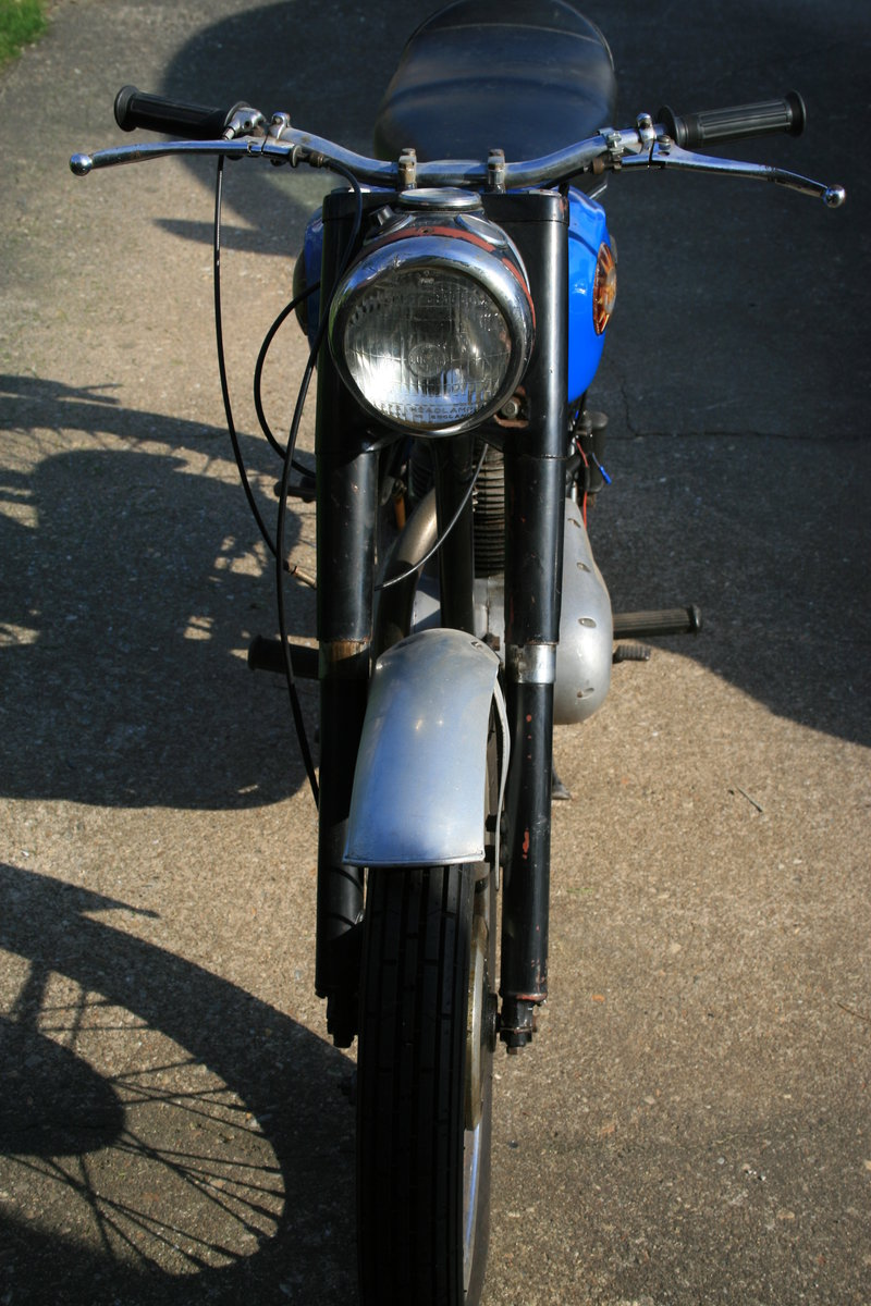 1962 BSA C15 - PRE 65 TRIALS OR RESTORATION PROJECT SOLD (picture 3 of 6)