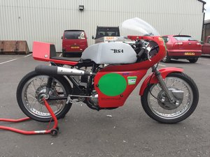 1969 BSA B25 road race bike For Sale