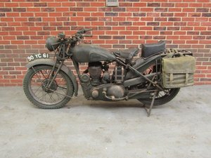 1942 BSA M20 WD at ACA 15th June  For Sale
