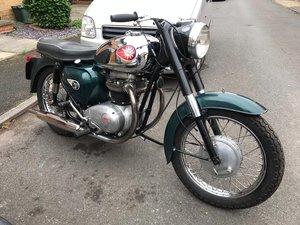 1965 650 Twin UK Bike For Sale