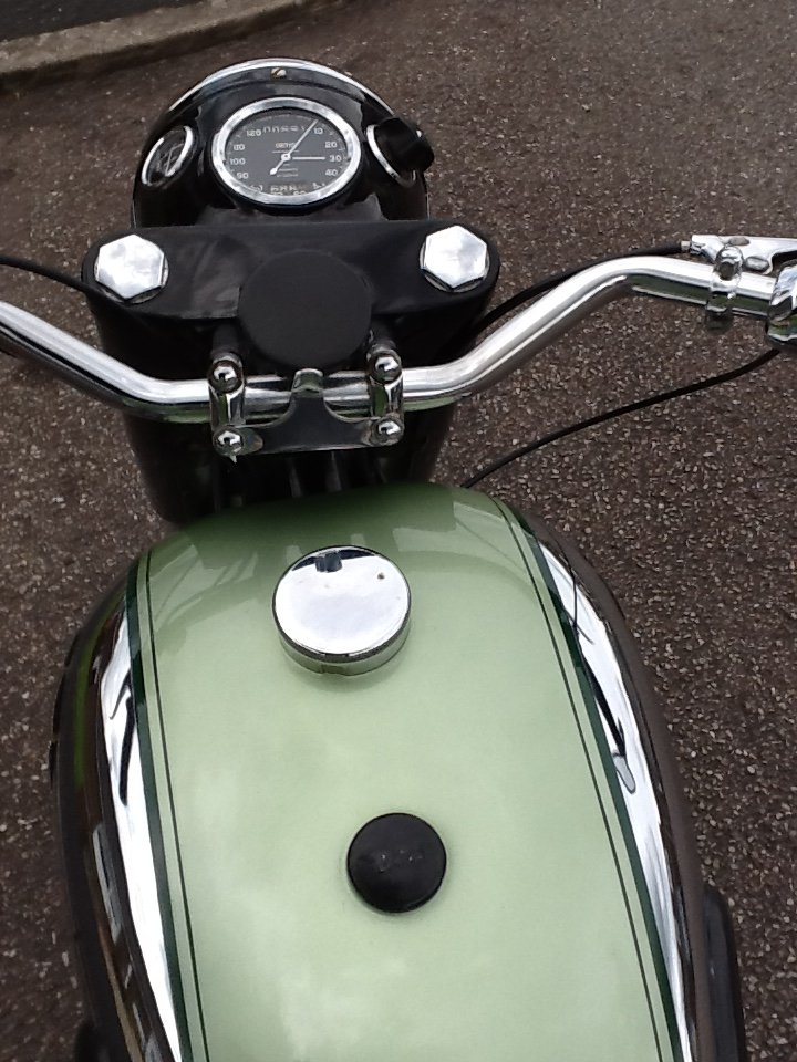 1958 BSA SS Star Twin For Sale (picture 4 of 6)