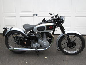 1947 Rigid BSA B31 SOLD
