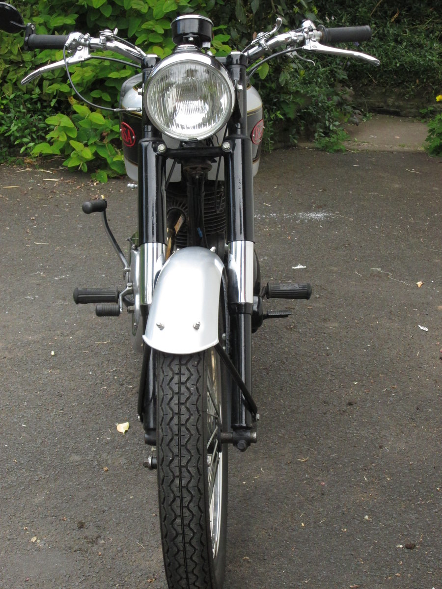 1947 Rigid BSA B31 SOLD (picture 3 of 4)