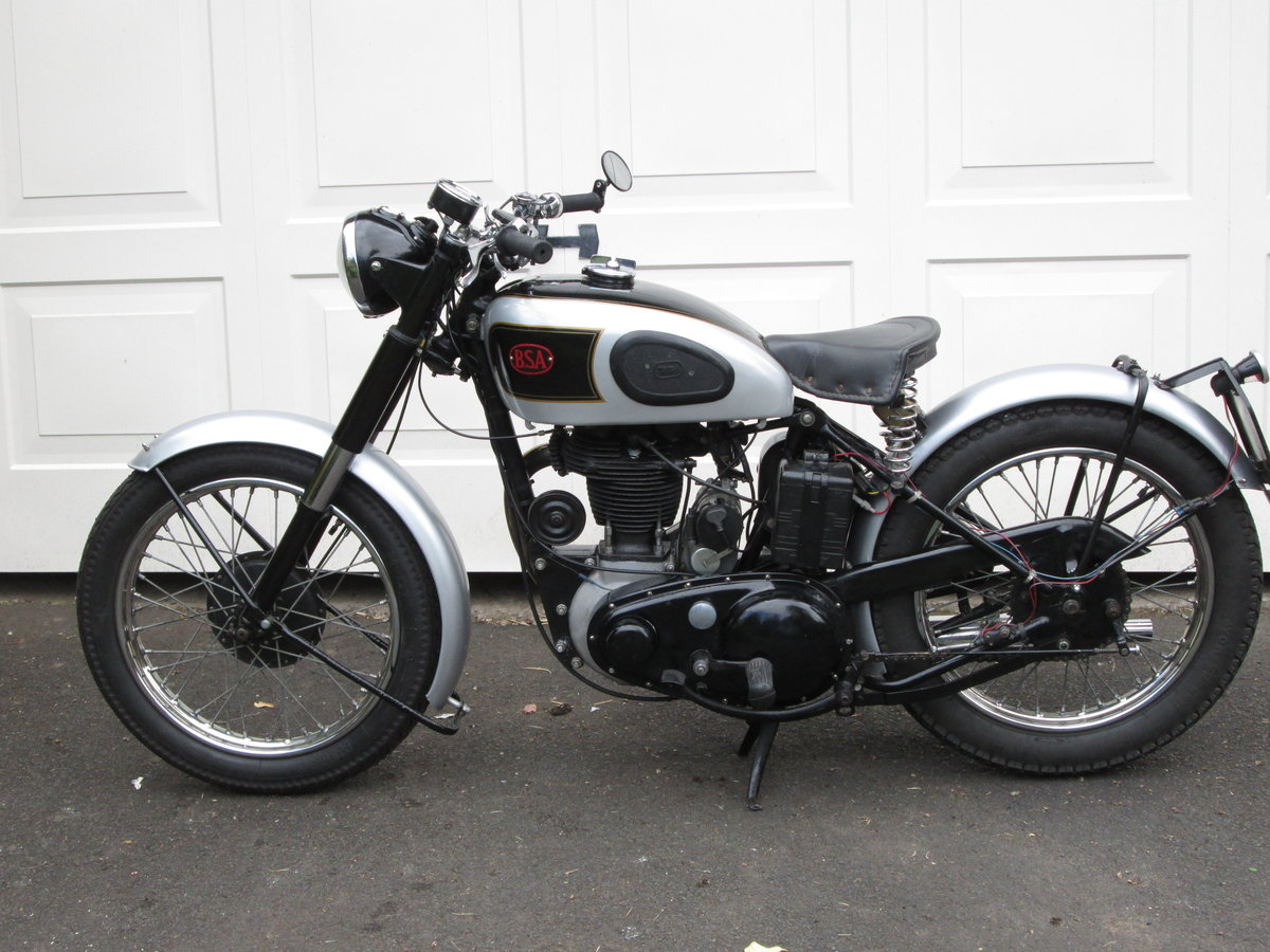 1947 Rigid BSA B31 SOLD (picture 4 of 4)