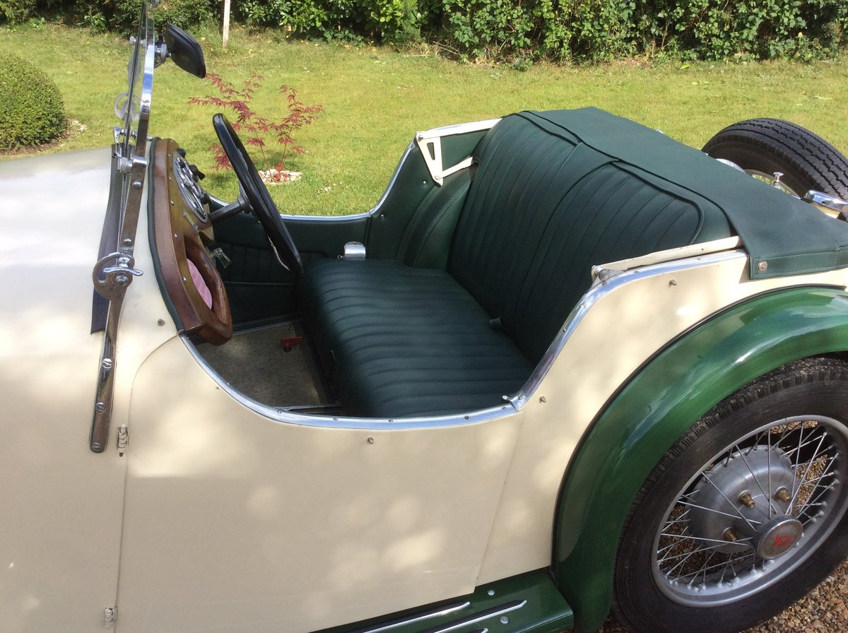 1937 BSA Scout 2-seat Tourer For Sale (picture 6 of 6)
