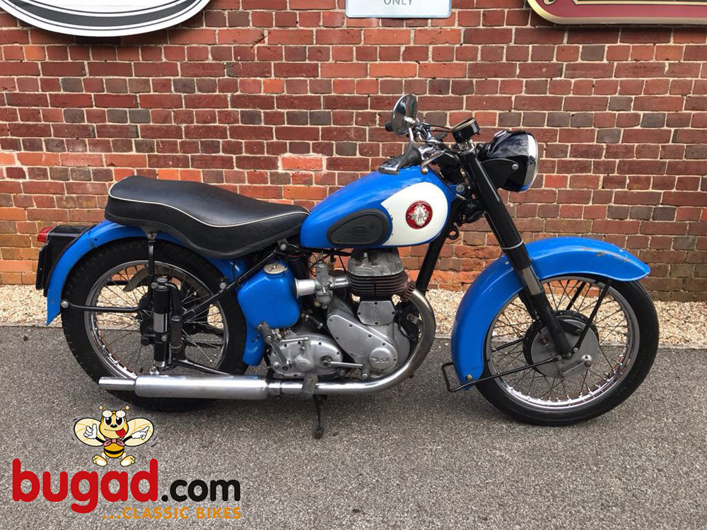 BSA M21 - 1961 Reg - 600cc Workhorse, Reliable Plodder SOLD (picture 1 of 6)