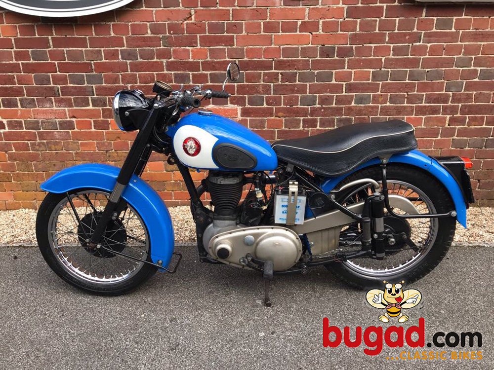 BSA M21 - 1961 Reg - 600cc Workhorse, Reliable Plodder SOLD (picture 2 of 6)