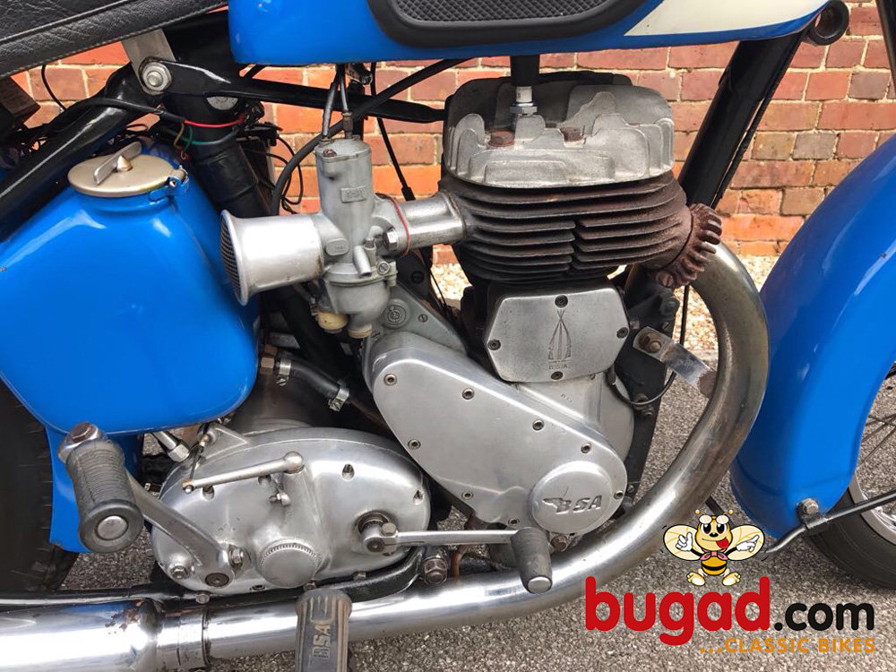 BSA M21 - 1961 Reg - 600cc Workhorse, Reliable Plodder SOLD (picture 3 of 6)