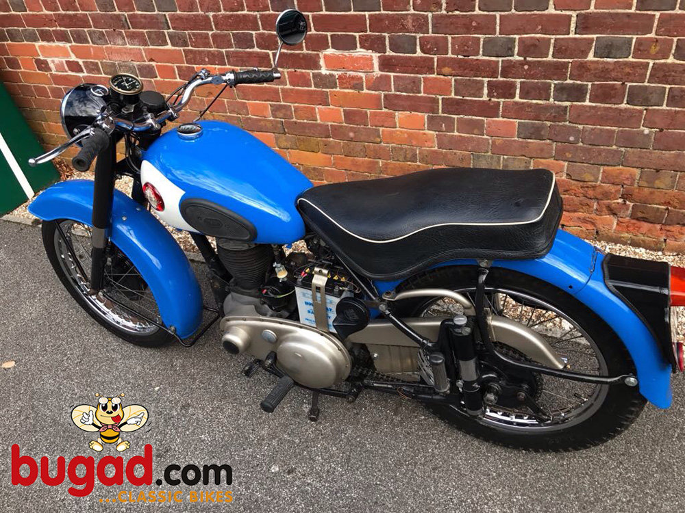 BSA M21 - 1961 Reg - 600cc Workhorse, Reliable Plodder SOLD (picture 4 of 6)