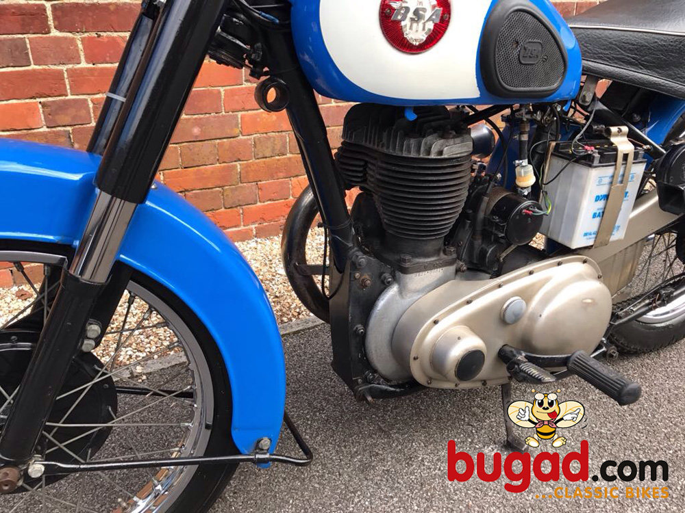 BSA M21 - 1961 Reg - 600cc Workhorse, Reliable Plodder SOLD (picture 5 of 6)