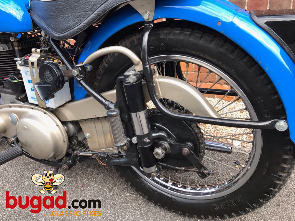 BSA M21 - 1961 Reg - 600cc Workhorse, Reliable Plodder SOLD (picture 6 of 6)