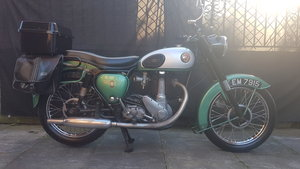 1958 BSA B31 Green&Black Matching Numbers 30,000ml For Sale