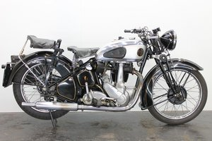 BSA M23 Silverstar 1939 500cc 1 cyl ohv For Sale