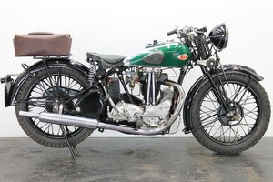 BSA Bluestar W34/8 / 4.99hp 1934 500cc 1 cyl ohv  For Sale