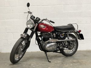 BSA A65 Firebird 1968 650cc Correct  For Sale
