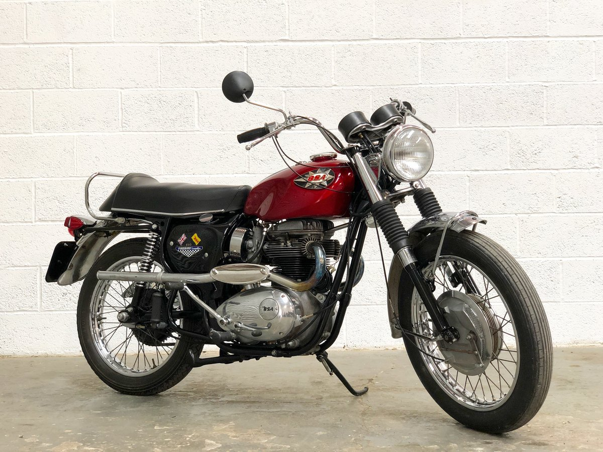 BSA A65 Firebird 1968 650cc Correct  For Sale (picture 2 of 6)