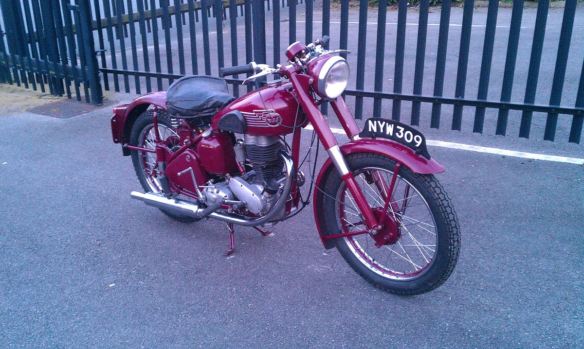 1953 BSA C11 For Sale (picture 1 of 4)