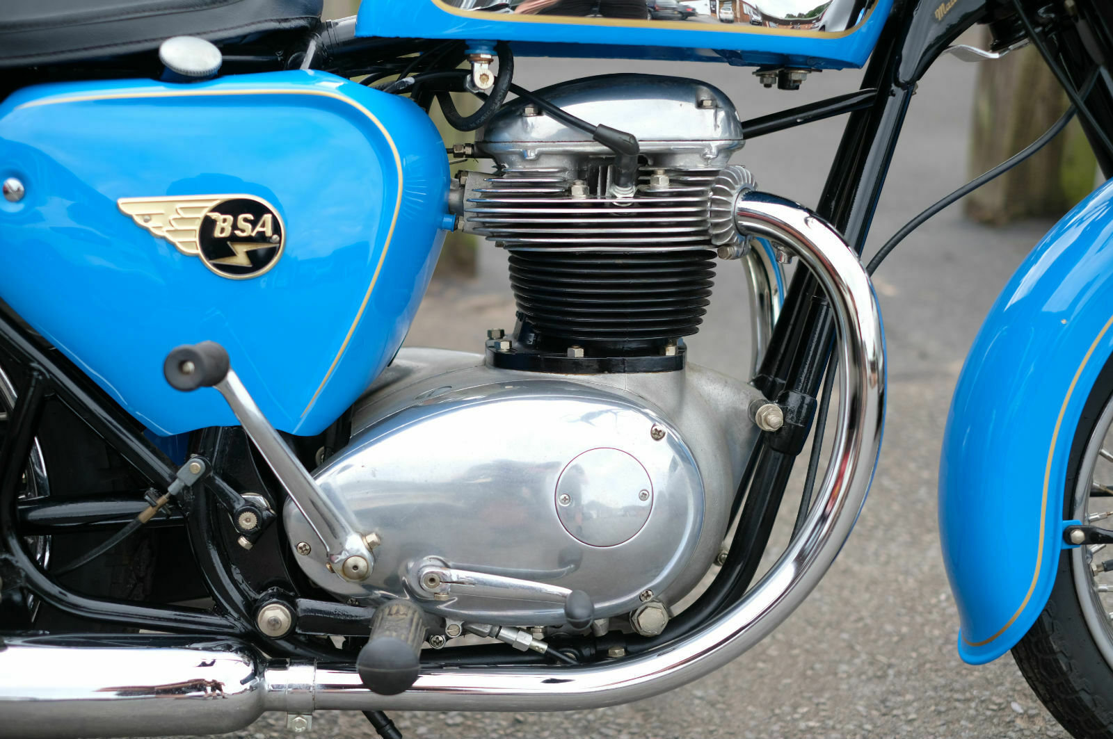 BSA A65 A 65 Star 1962 Stunning, just stunning For Sale (picture 5 of 6)