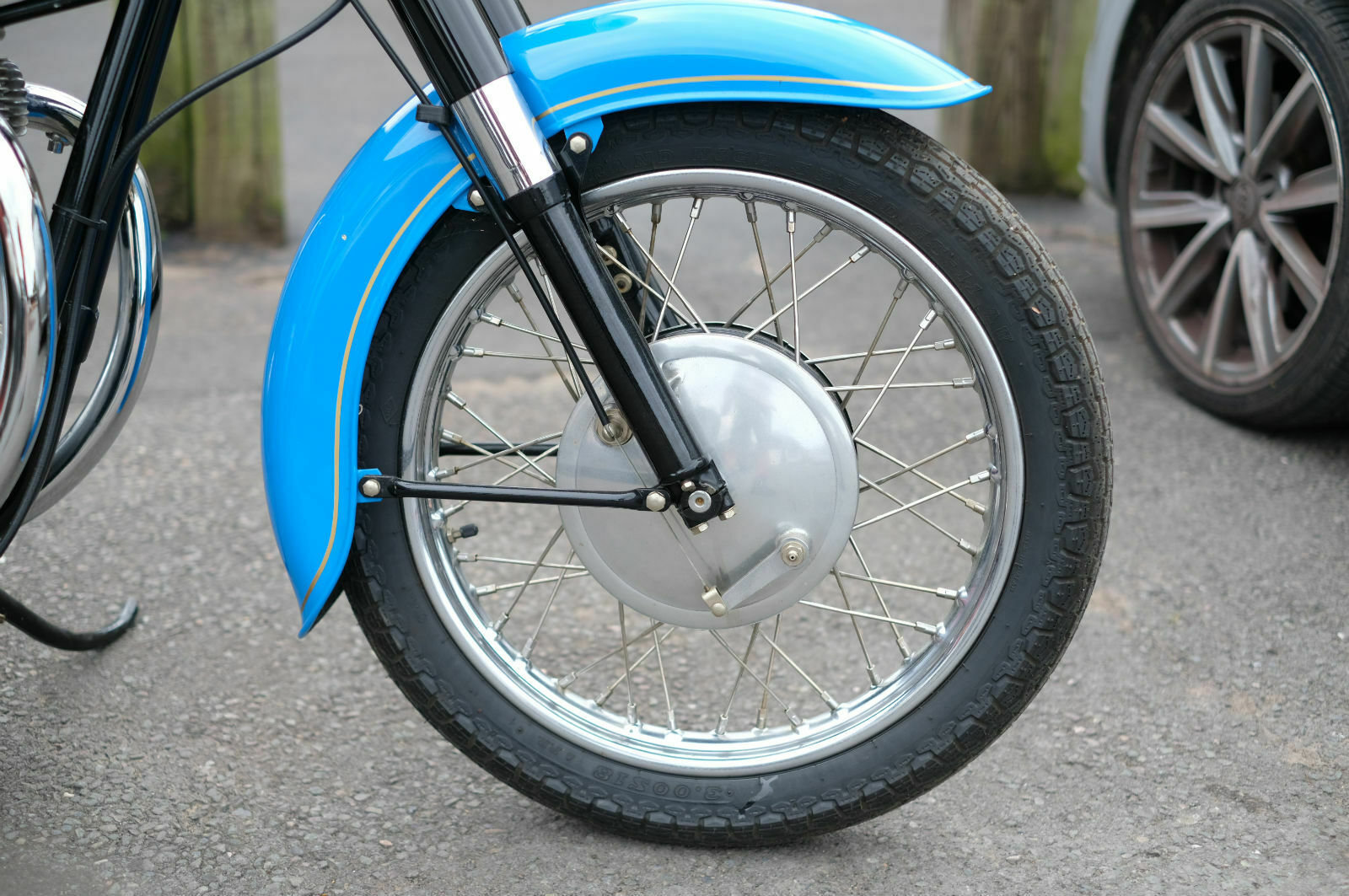 BSA A65 A 65 Star 1962 Stunning, just stunning For Sale (picture 6 of 6)