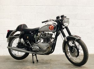 TRIBSA 1956 500cc Tiger 100 Engine, BSA A10 Frame. For Sale