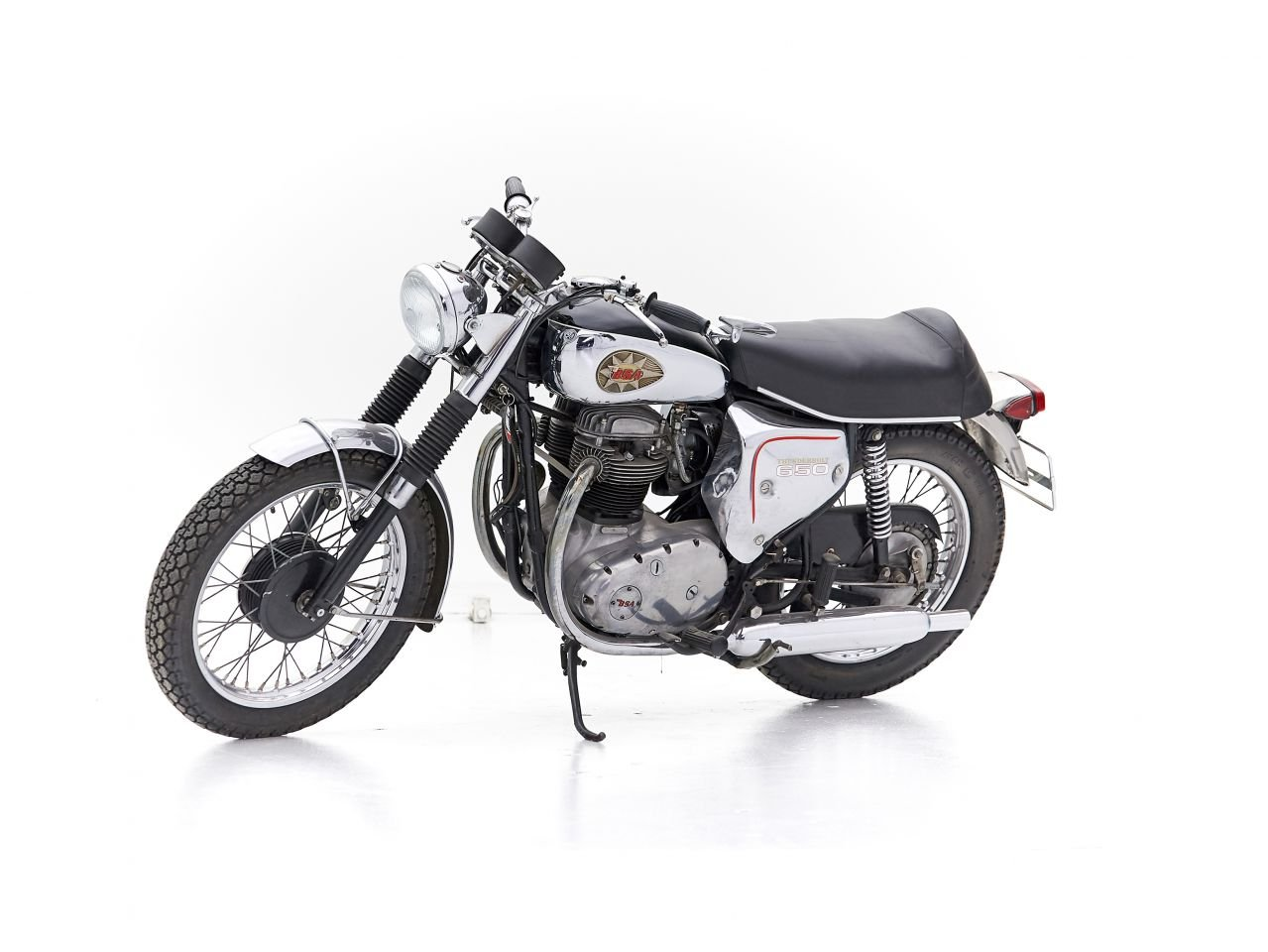 1968 BSA THUNDERBOLT 650 For Sale by Auction (picture 1 of 6)