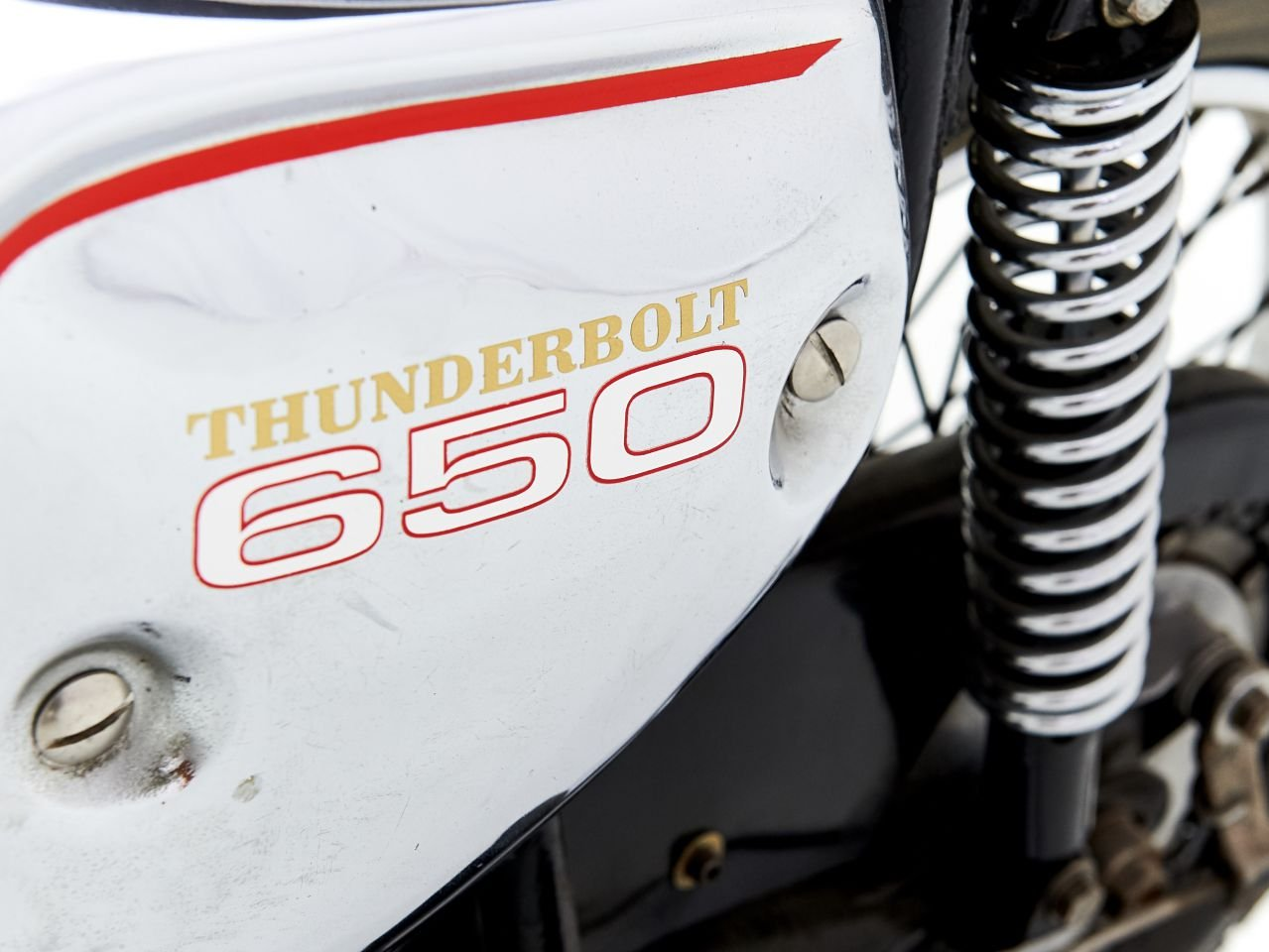 1968 BSA THUNDERBOLT 650 For Sale by Auction (picture 5 of 6)