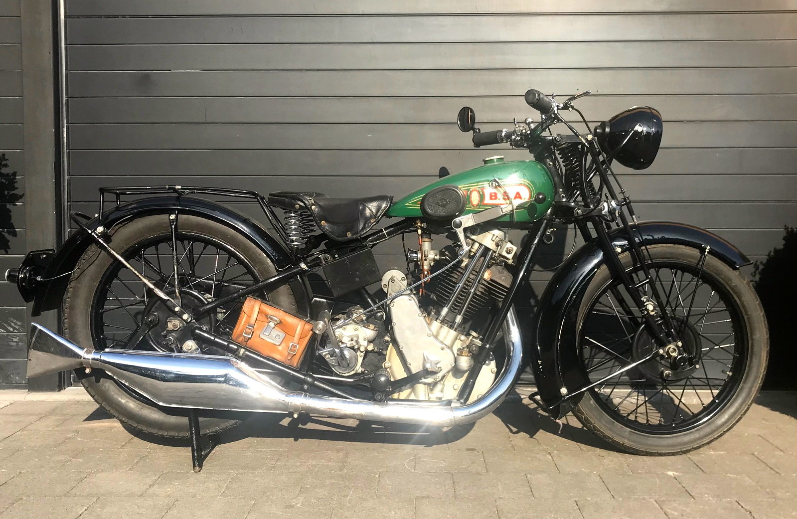 1929 BSA - 29S   500cc OHV sloper For Sale (picture 1 of 6)