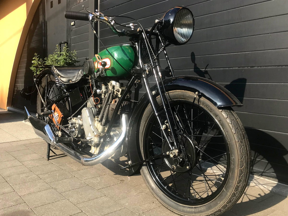 1929 BSA - 29S   500cc OHV sloper For Sale (picture 6 of 6)