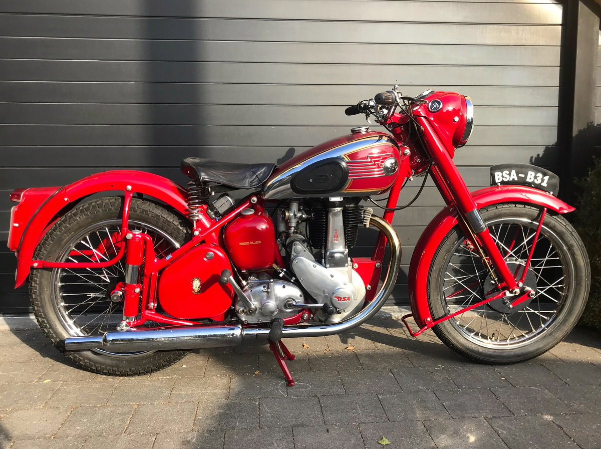 1953 BSA - B31 For Sale (picture 1 of 6)