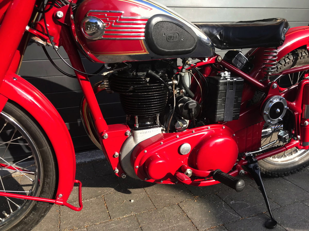 1953 BSA - B31 For Sale (picture 5 of 6)