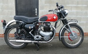 1969  BSA Super Rocket, 650 cc. For Sale by Auction