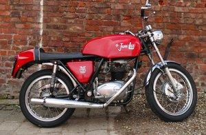 1969 Jim Lee/BSA, 650 cc.