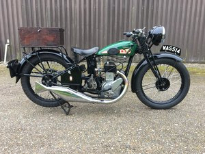 1930 BSA L31 350cc **Banbury Run Eligible.**