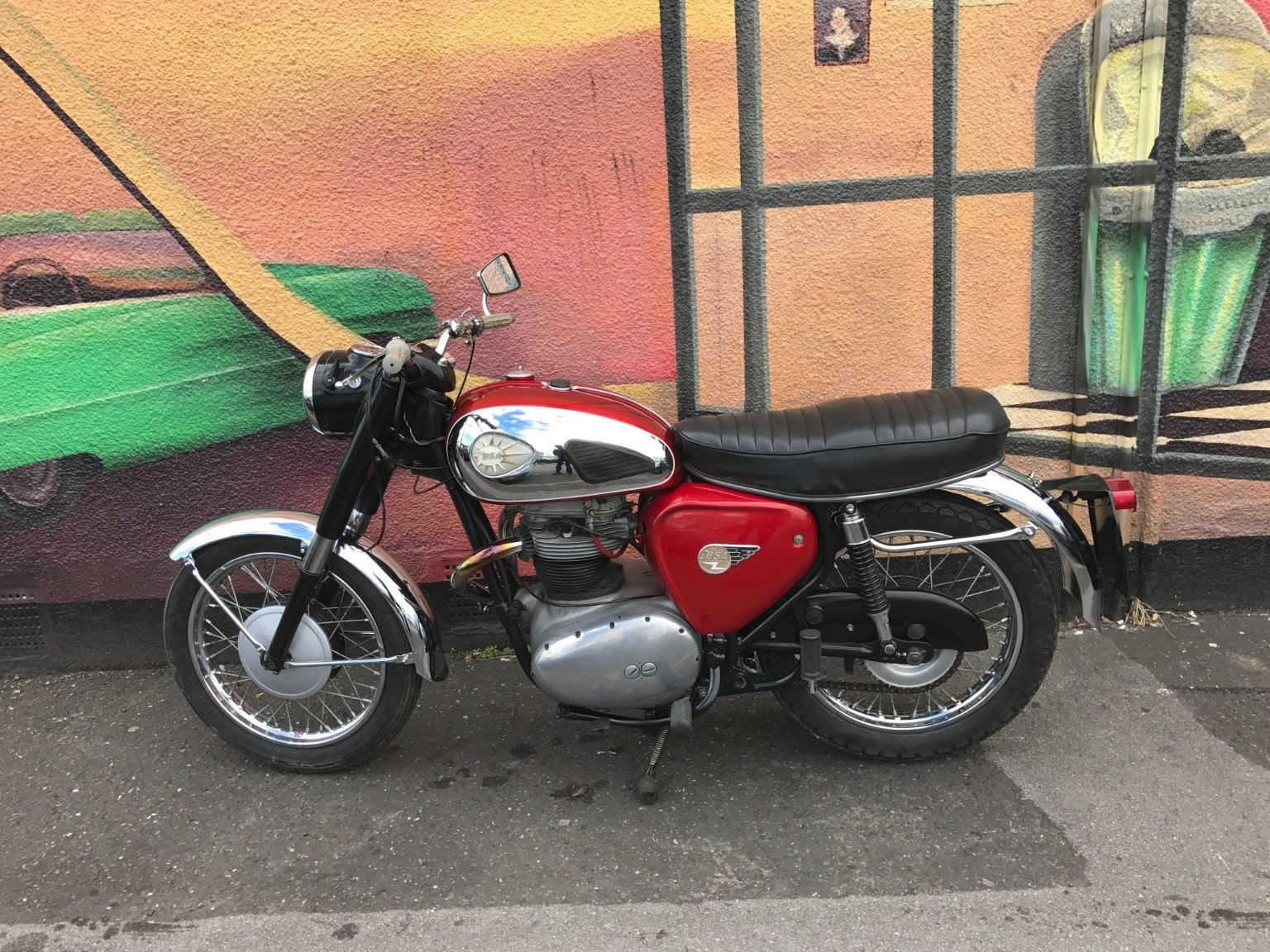 BSA A65 650cc 1964 STOCK CLEARANCE For Sale (picture 1 of 5)