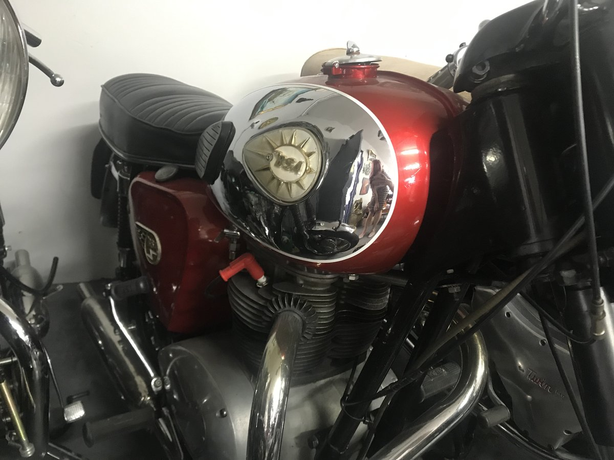 BSA A65 650cc 1964 STOCK CLEARANCE For Sale (picture 2 of 5)