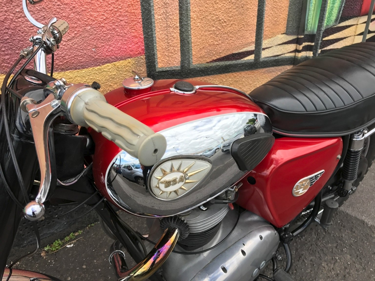 BSA A65 650cc 1964 STOCK CLEARANCE For Sale (picture 4 of 5)