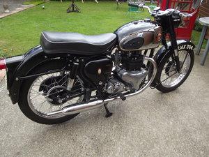 1958 BSA A7 (500CC)  For Sale