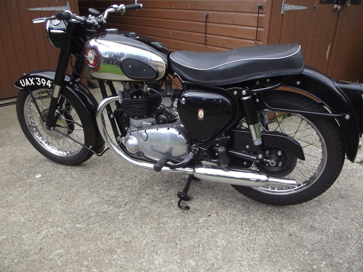 1958 BSA A7 (500CC)  For Sale (picture 4 of 5)