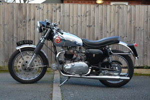1968 BSA Tribsa Cafe Racer For Sale by Auction