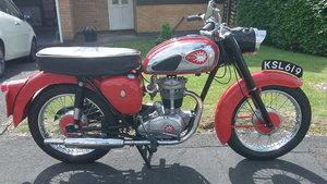 1962 Bsa c15