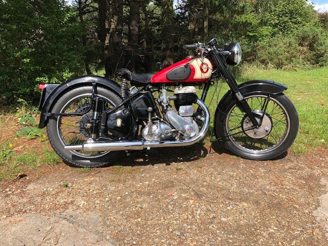 1960 BSA M21 Original For Sale (picture 1 of 6)