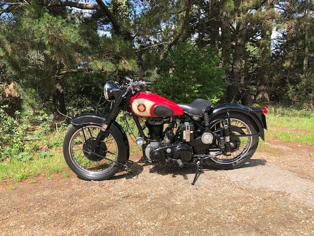 1960 BSA M21 Original For Sale (picture 2 of 6)