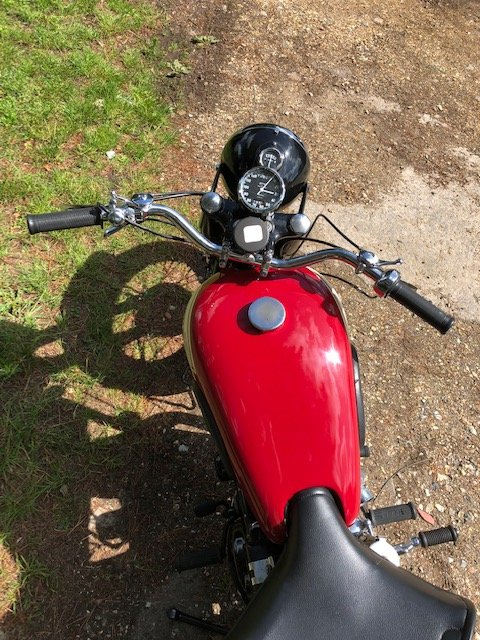 1960 BSA M21 Original For Sale (picture 4 of 6)