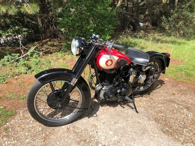 1960 BSA M21 Original For Sale (picture 6 of 6)