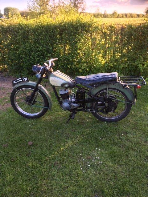 1960 Bsa bantam d1 For Sale (picture 1 of 6)